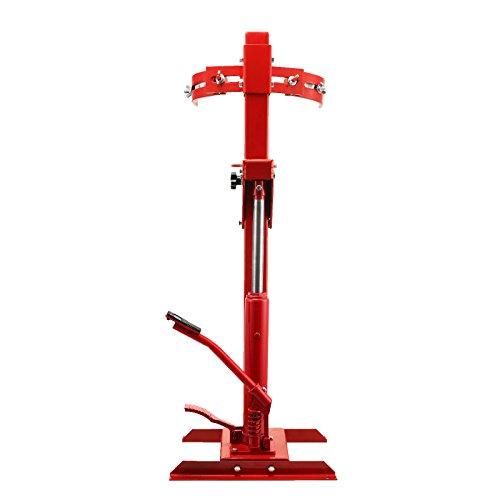 Happybuy Strut Spring Compressor Hydraulic Tool 25 Ton Auto Valve Spring Compressor 14 coil spring compressor set 25 Ton