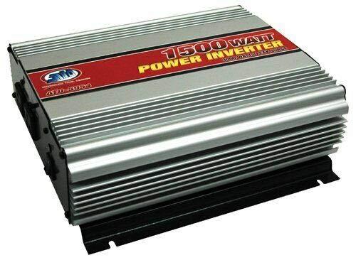 PLASTILINUM ATD Tools 5954 1500W Power Inverter