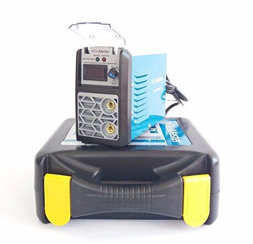 IGBT inverter welder machine 270A smart display case wide voltage range 160-250V