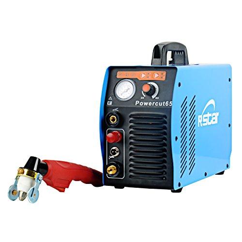 Rstar Digtal Igbt Inverter PFC Tech Powercut65pro CNC Plasma Cutter Welding Machine System