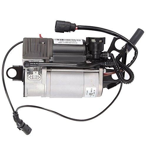 Scitoo Air Suspension Compressor Pump Suspension Strut Airmatic for 2007-2015 Audi Q7 PCS1