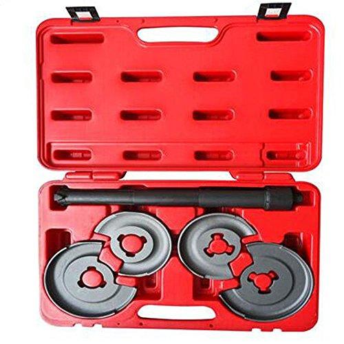 Suspension Struts Coil Spring Compressor Remover Installer Repair Tools Kits Set Telescopic for Mercedes Benz W124 W126 - 5pc