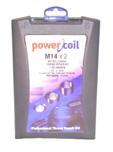 PowerCoil 14mm-20 Thread Repair Insert Kit
