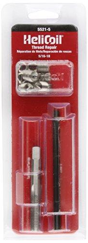 Helicoil 5521-5 516-18 Inch Coarse Thread Repair Kit