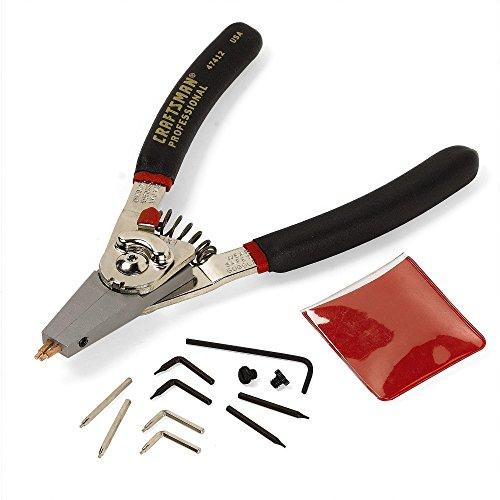 Craftsman Professional Retaining Ring Pliers InternalExternal 9-47412