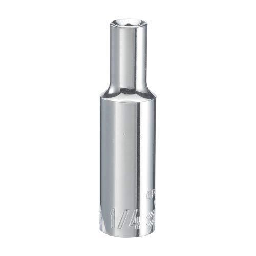 CRAFTSMAN Deep Socket SAE 38-Inch Drive 14-Inch 6-Point CMMT23144