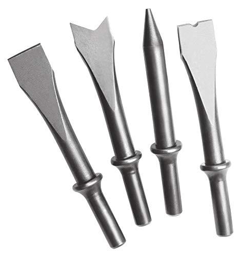 Performance Tool M620 4pc Air Chisel Set 4pc Air Chisel Set