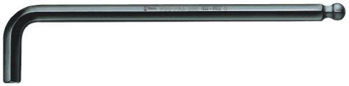 Wera Hexagon 950 PKL BM L-key BlackLaser Ballpoint Hex Key 6mm x 180mm L-key