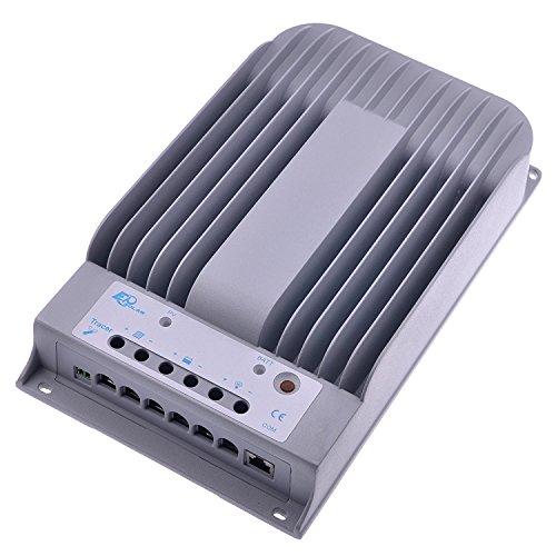 【Negative Ground】Y&H 30A MPPT Charge Controller 12V24V Solar Battery Regulator Max DC150V PV Input Tracer 3215BN