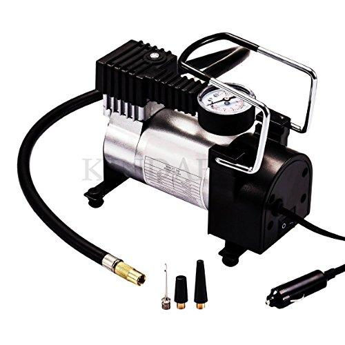 Mini Portable DC12V Multi-Use Heavy-Duty Air Compressor Tire Inflator Car Air Pump Portable Tire Inflator