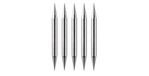 116 Pre-Ground TIG Tungsten Sharpened Electrodes for Welding 5-Pack 2 Thoriated Tungsten Electrode 116 x 15